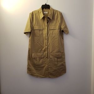 Equipment Shirt Dress